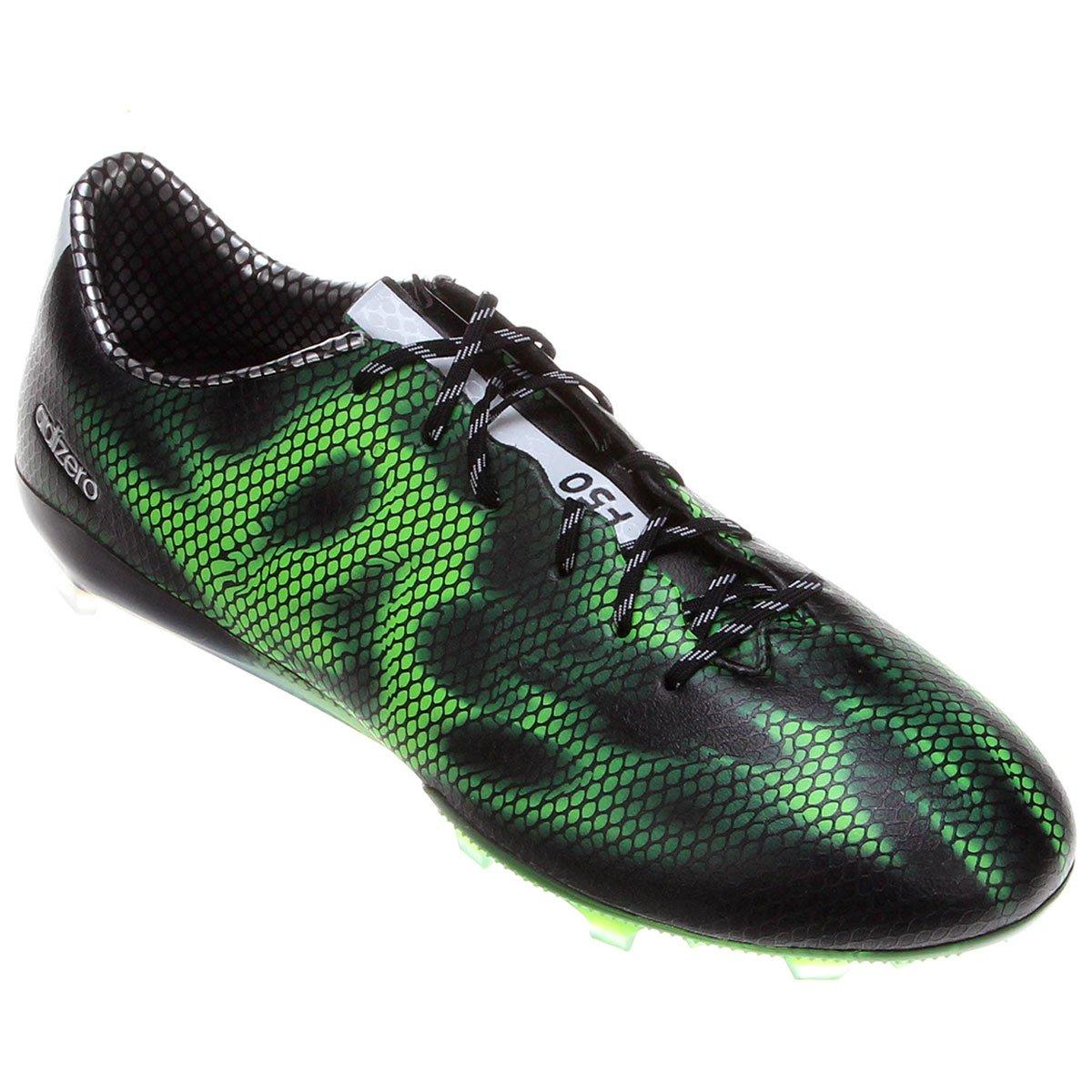chuteiras adidas f50 verdes