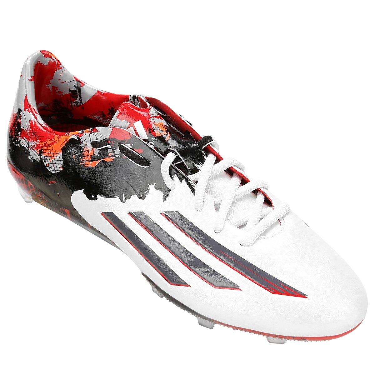 Chuteira Adidas F50 FG Campo Messi - Compre Agora  6dd1d064de86b