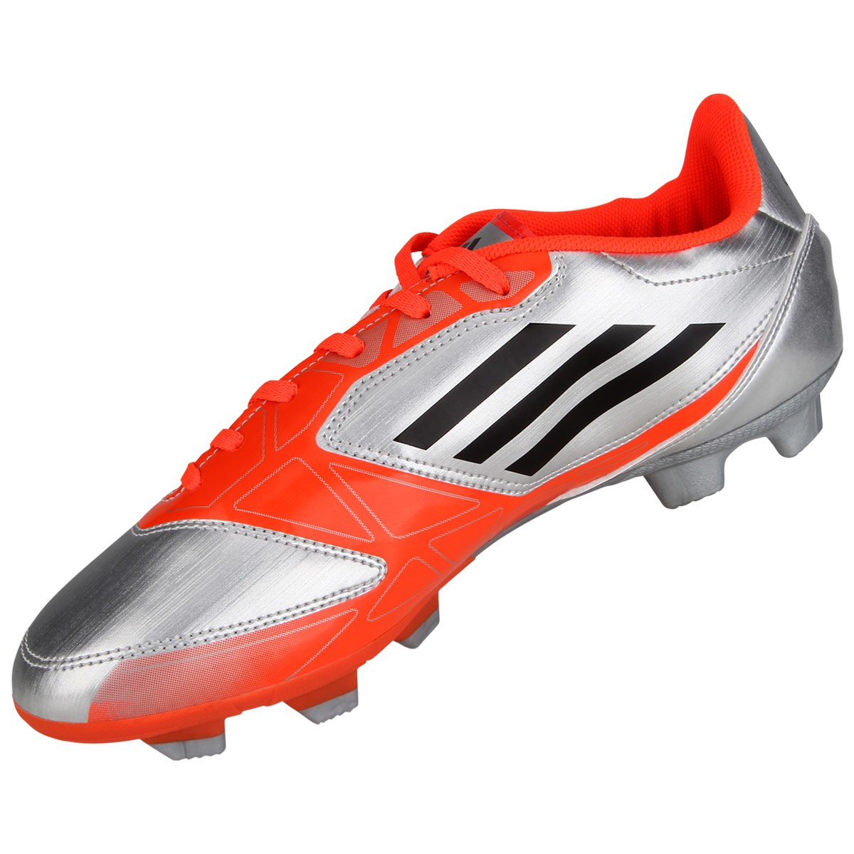 Chuteira Adidas F50 TRX FG - Compre Agora  9f6dde54a5040