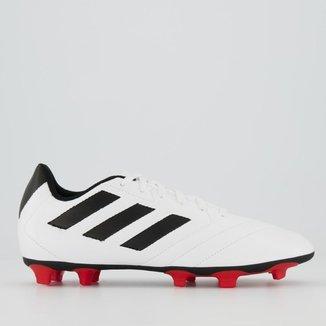 Chuteira Adidas Goletto VII Campo Juvenil Branca