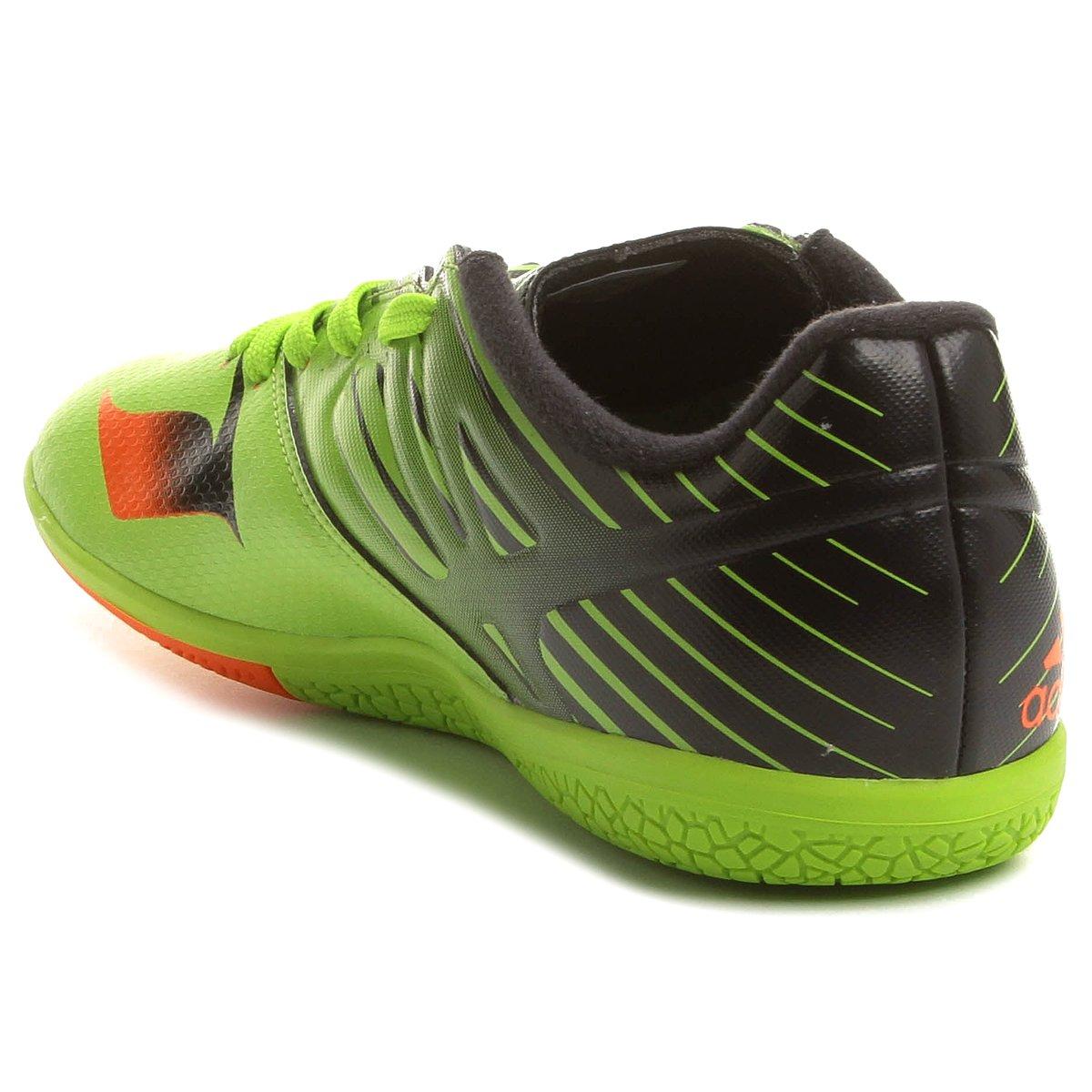 Chuteira Adidas Messi 15 3 IN Futsal Juvenil - Compre Agora  0856fb4132950