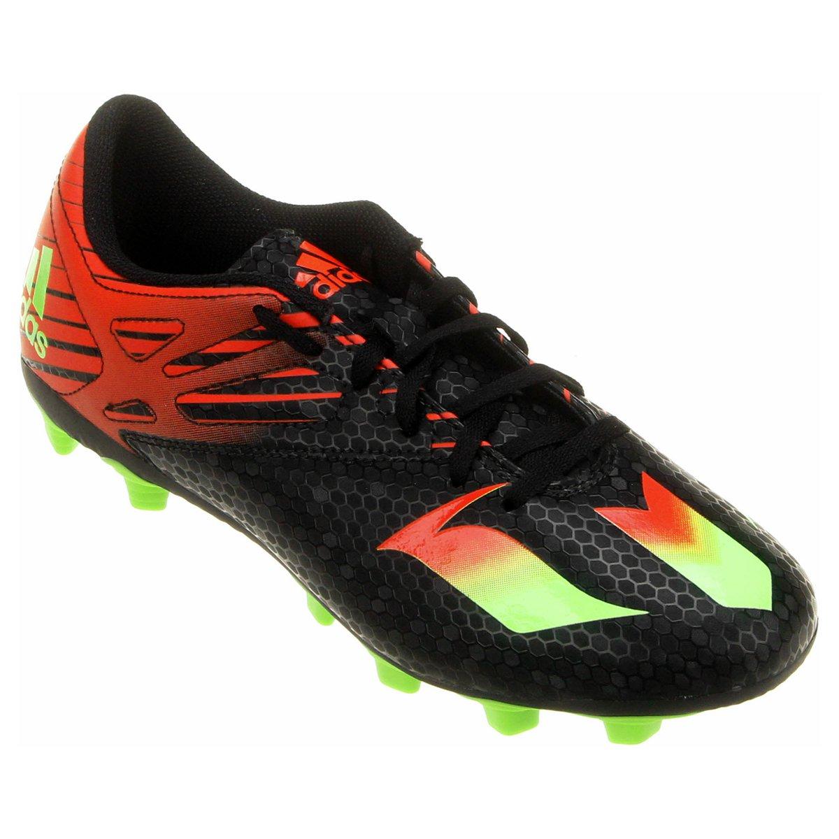 c0aaed929d Chuteira Adidas Messi 15 4 FXG Campo - Compre Agora