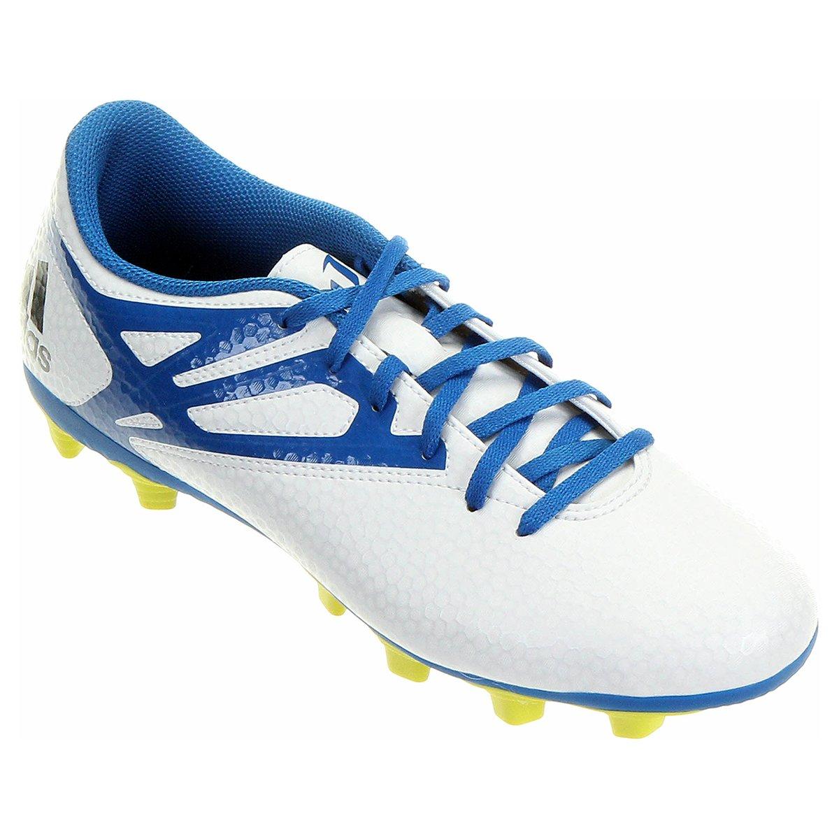 88461a0aee Chuteira Adidas Messi 15.4 FG Campo - Compre Agora