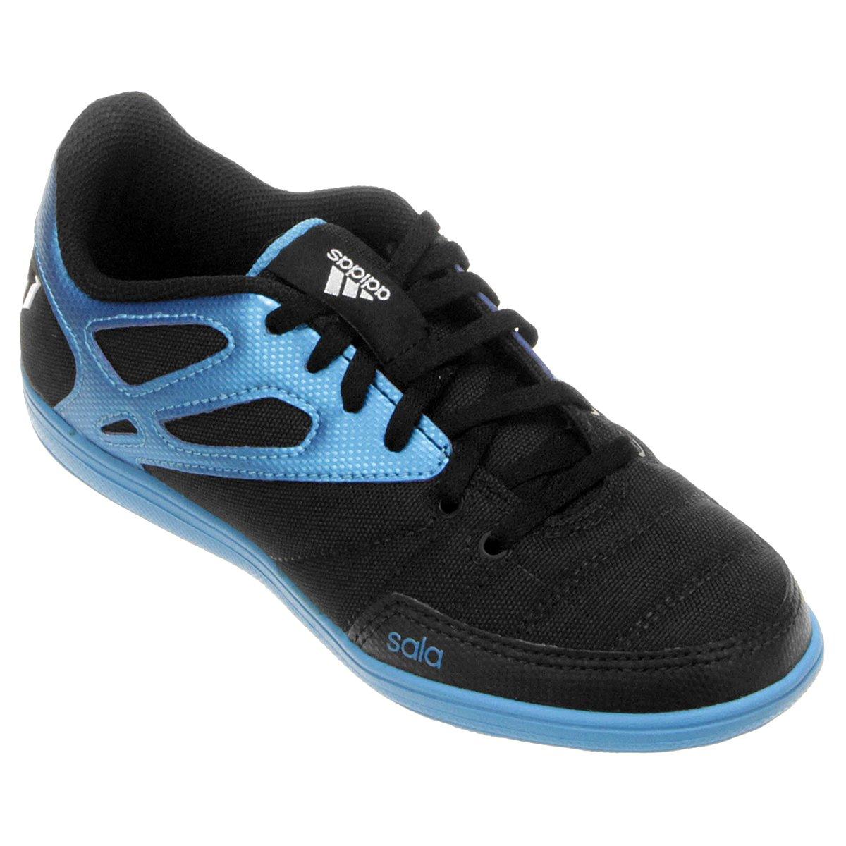 Chuteira Adidas Messi 15.4 ST Futsal Juvenil - Compre Agora  4d75b016abcdf