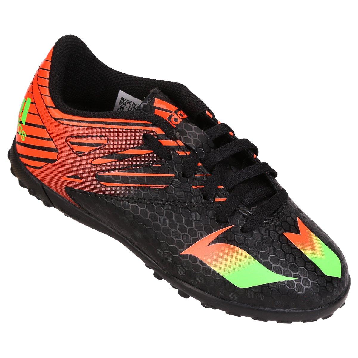 Chuteira Adidas Messi 15.4 TF Society Juvenil - Compre Agora  07f27aa69ab16
