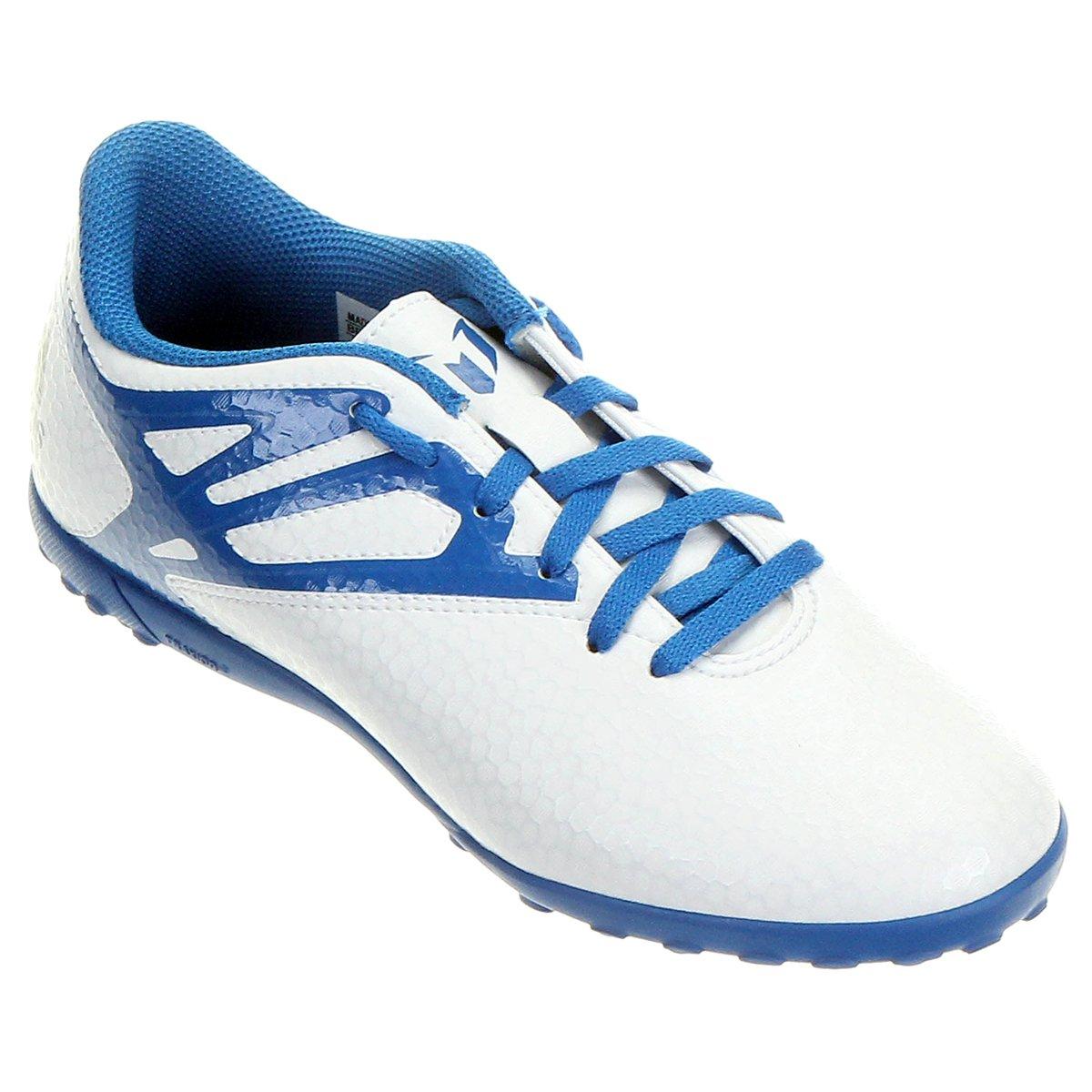 Chuteira Adidas Messi 15.4 TF Society Juvenil - Compre Agora  25f03e27789de