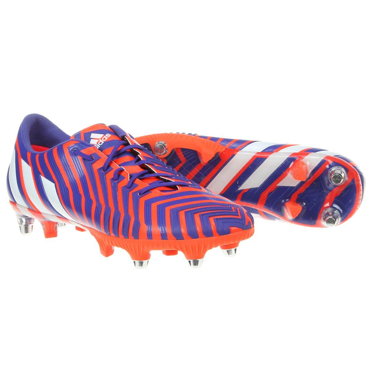 fbadf27a01810 Chuteira Adidas Predator Instinct SG Campo - Compre Agora