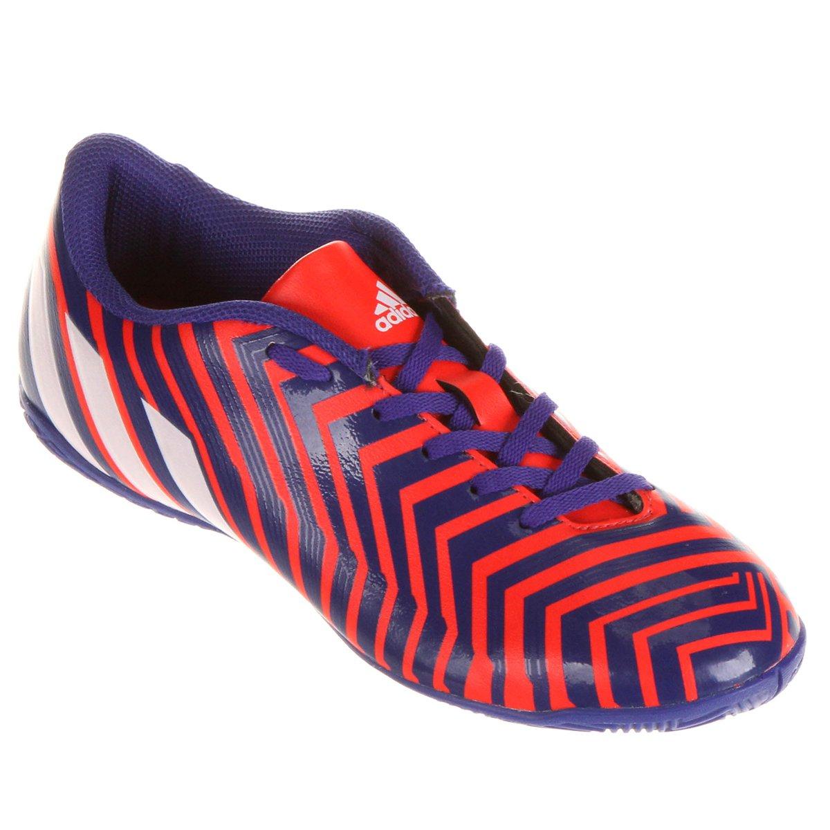 825eab56ec Chuteira Adidas Predito Instinct IN Futsal
