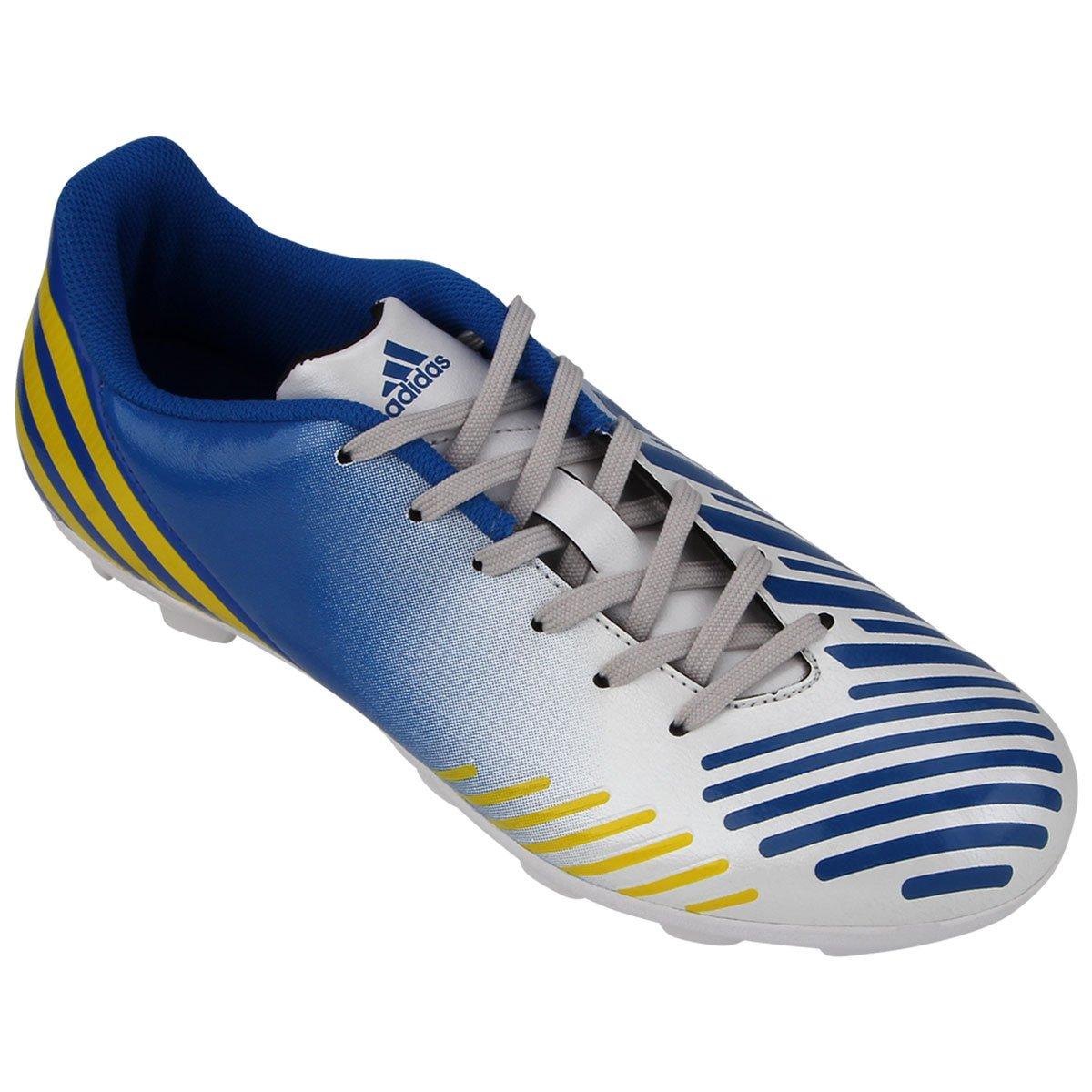 a42c6d9209f Chuteira Adidas Predito LZ TRX HG Infantil - Compre Agora
