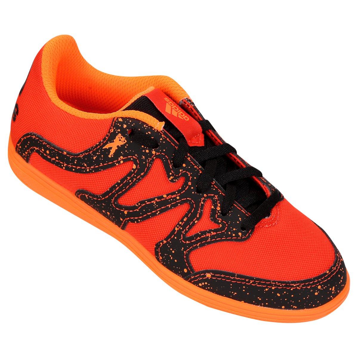 Chuteira Adidas X 15.4 Street Futsal Juvenil - Compre Agora  b3725ed75901f