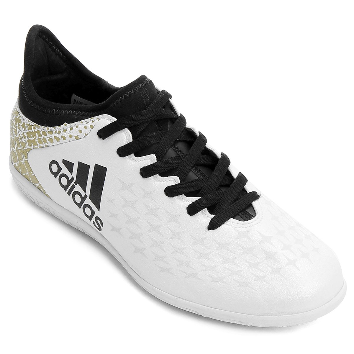 Chuteira Adidas X 16.3 IN Futsal Infantil - Compre Agora  87875dd79f5e4