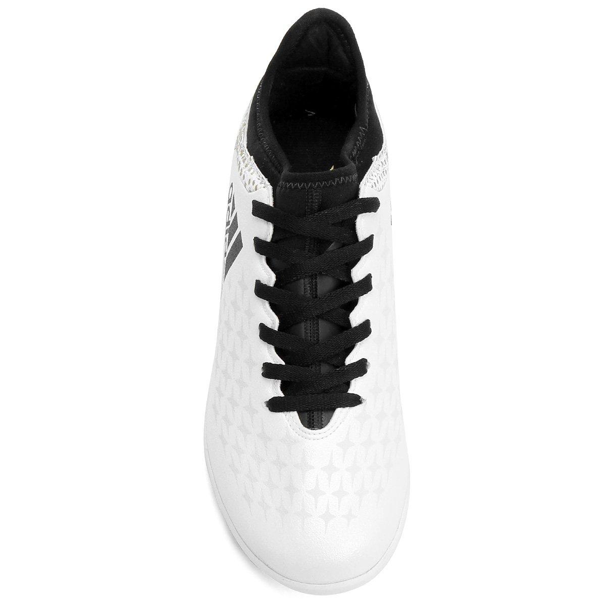 Chuteira Adidas X 16.3 IN Futsal Infantil - Compre Agora  bc8f4ffe63e6d