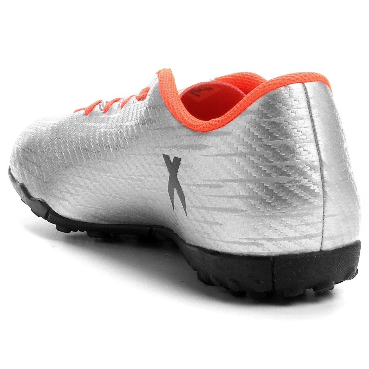 Chuteira Adidas X 16.4 TF Society - Compre Agora  3c0d2f2601753