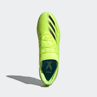 Chuteira Adidas X Ghosted.3 Campo