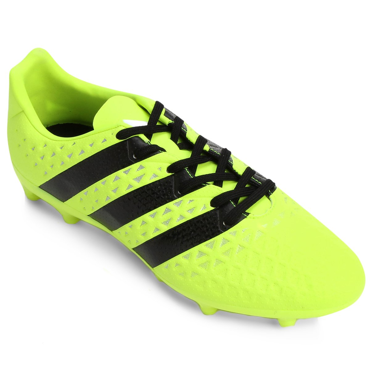 Chuteira Campo Adidas Ace 16.3 FG Masculina - Compre Agora  2ddc6fb033225