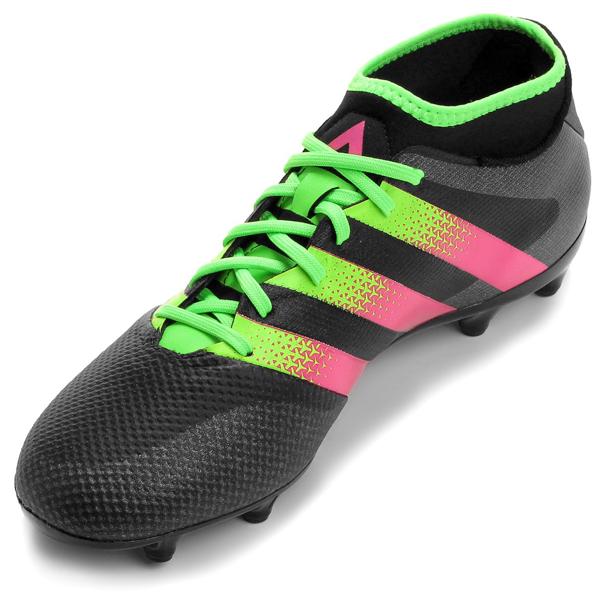 Chuteira Campo Adidas Ace 16.3 Primemesh FG - Compre Agora  d33d5a0d0f7ff