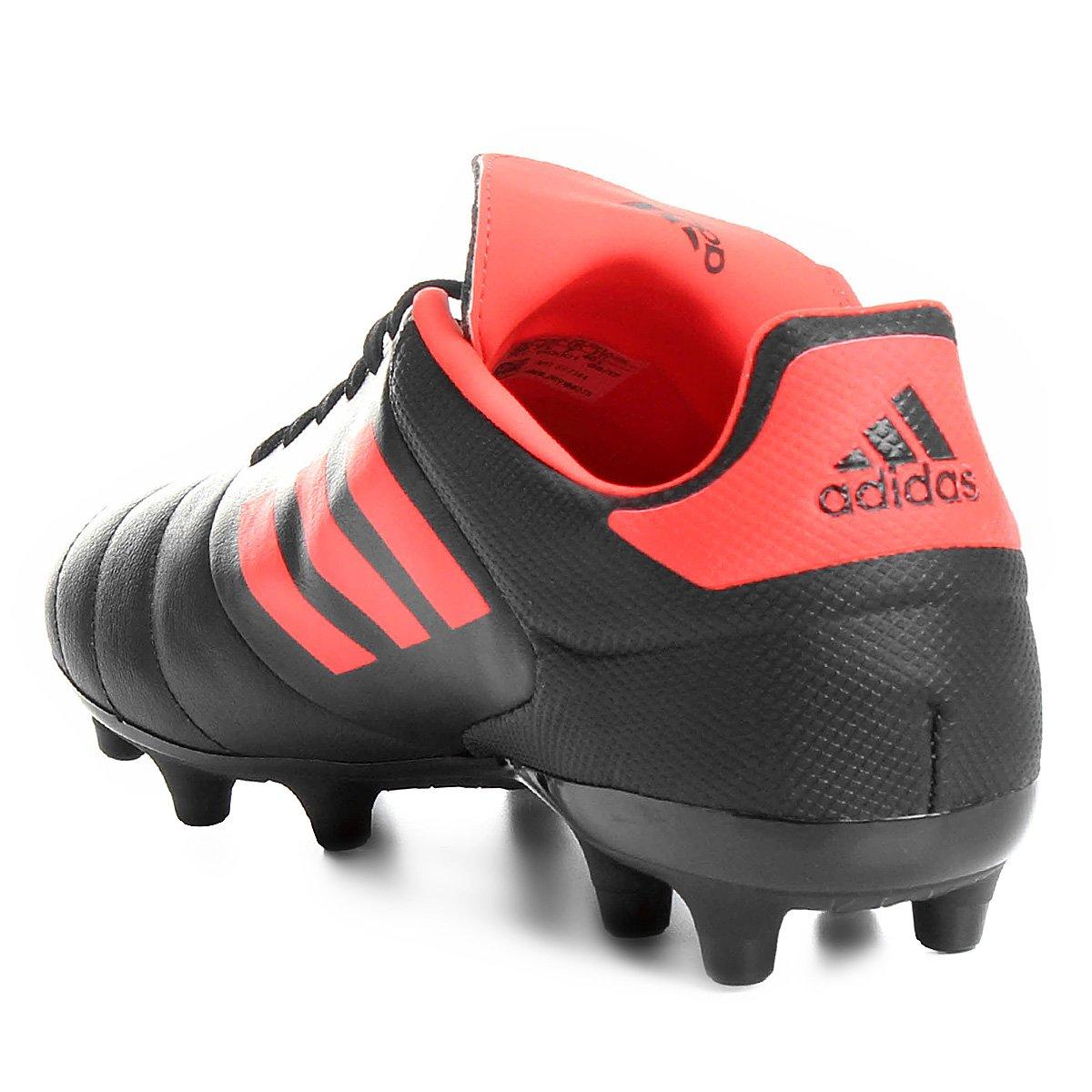 Chuteira Campo Adidas Copa 17.3 FG - Preto - Compre Agora  c41d59653bdee