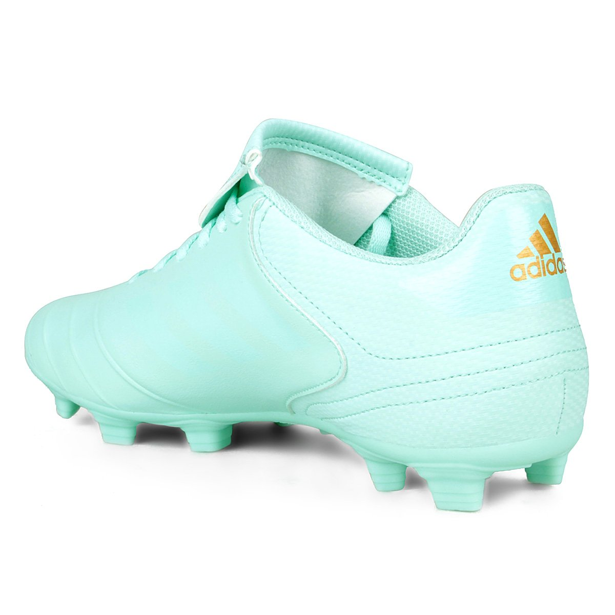 2a50fa949e8f86  Chuteira Campo Adidas Copa 18 4 FG Masculina - Verde água -  Compre . e7be7f9d0bee2