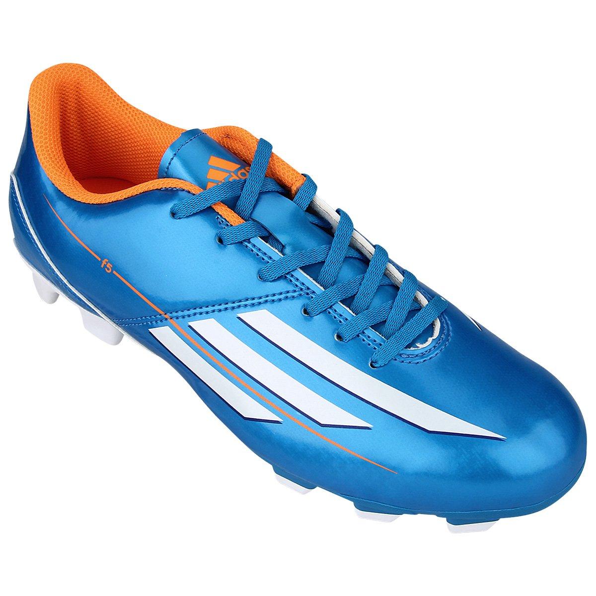 Chuteira Campo Adidas F5 TRX FG Masculina - Compre Agora  1b532dd483d7c