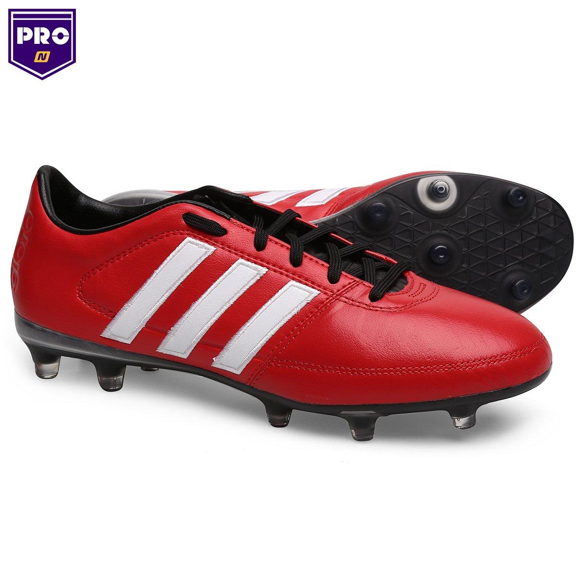 Chuteira Campo Adidas Gloro 16.1 FG Masculina - Compre Agora  8a3efa32546d2