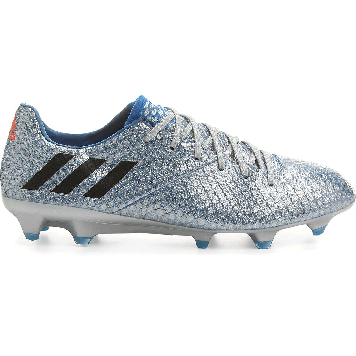 f74ddfffde Chuteira Campo Adidas Messi 16.1 FG Masculina - Compre Agora