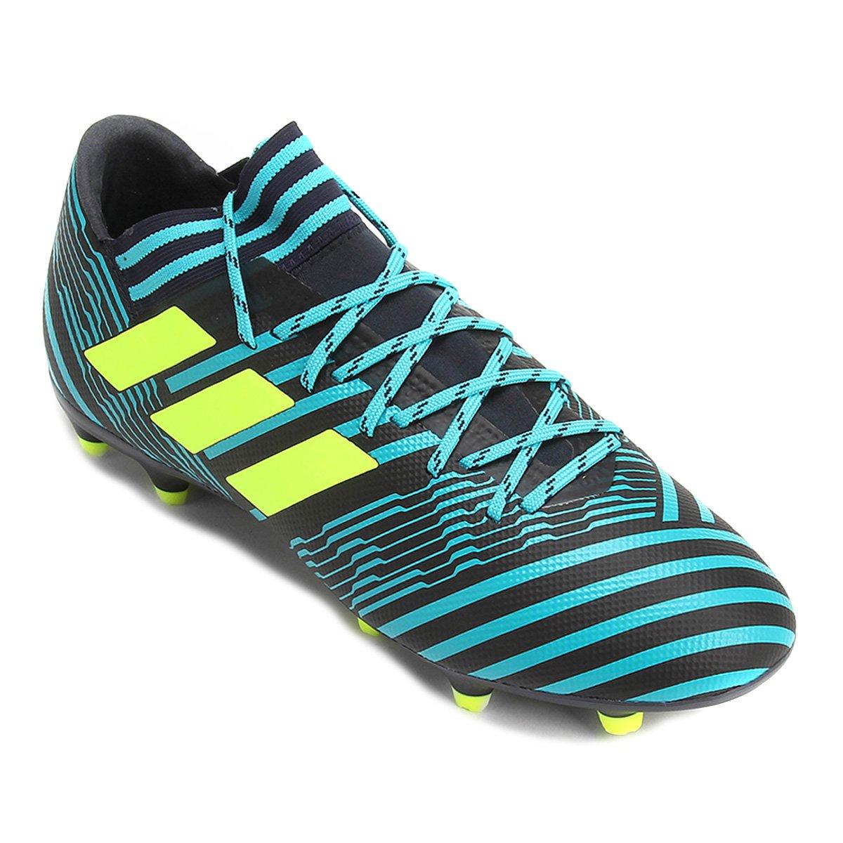 7b2adad8458f9 Chuteira Campo Adidas Nemeziz 17.3 FG - Compre Agora