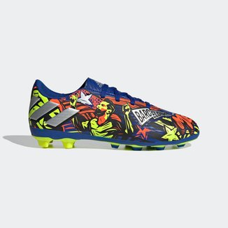 Chuteira Campo Adidas Nemeziz Messi 19.4 Fxg