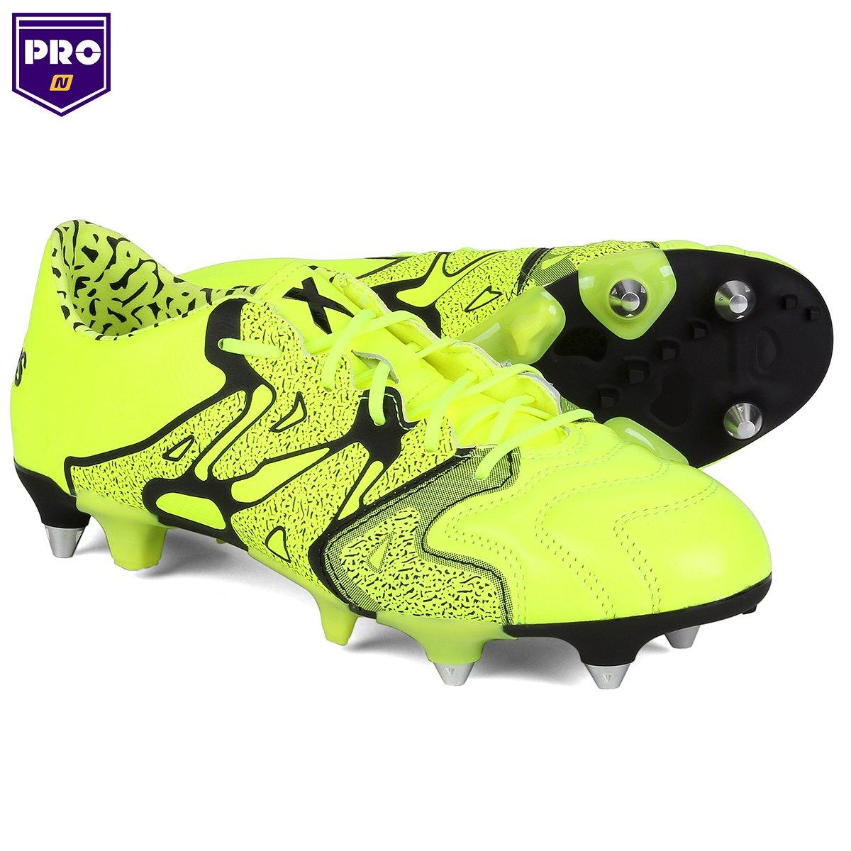 Chuteira Campo Adidas X 15.1 Cour SG Masculina - Compre Agora  ee1914445fc8b