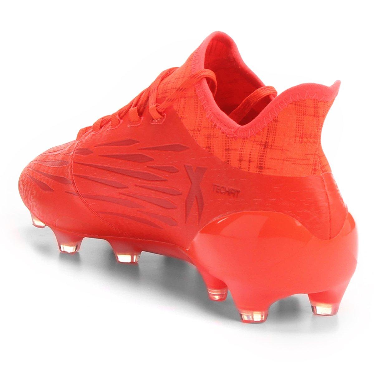 Chuteira Campo Adidas X 16 1 FG Masculina - Compre Agora  727d633022442