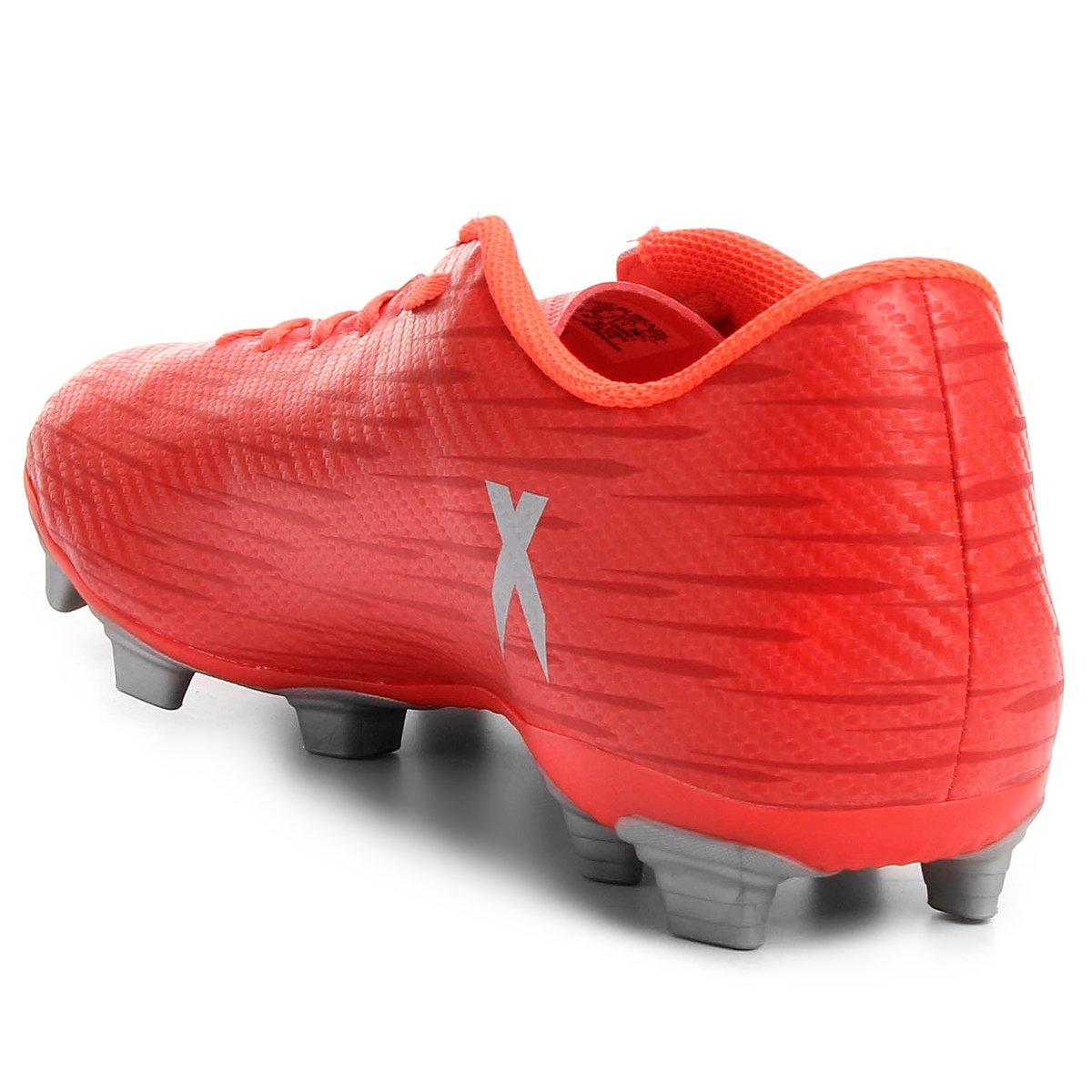 14ae2a1d3f Chuteira Campo Adidas X 16 4 FXG - Compre Agora