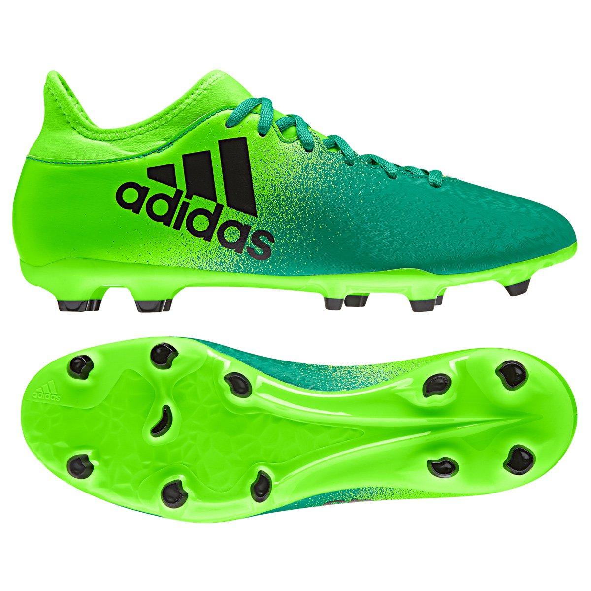 Chuteira Campo Adidas X 16.3 FG - Compre Agora  b4e1949173c79