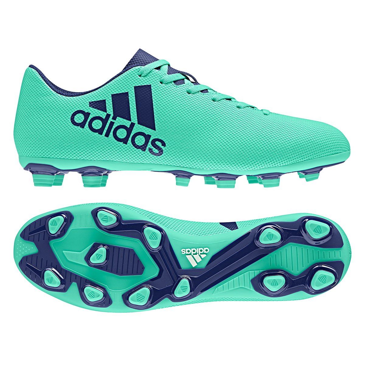 Chuteira Campo Adidas X 17.4 FXG - Compre Agora  cfebeb9f6a2c5