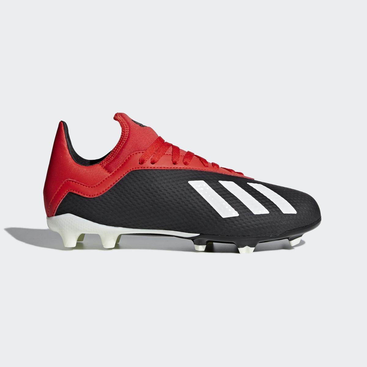 c512af86715 Chuteira Campo Adidas X 18 3 Fg Infantil .