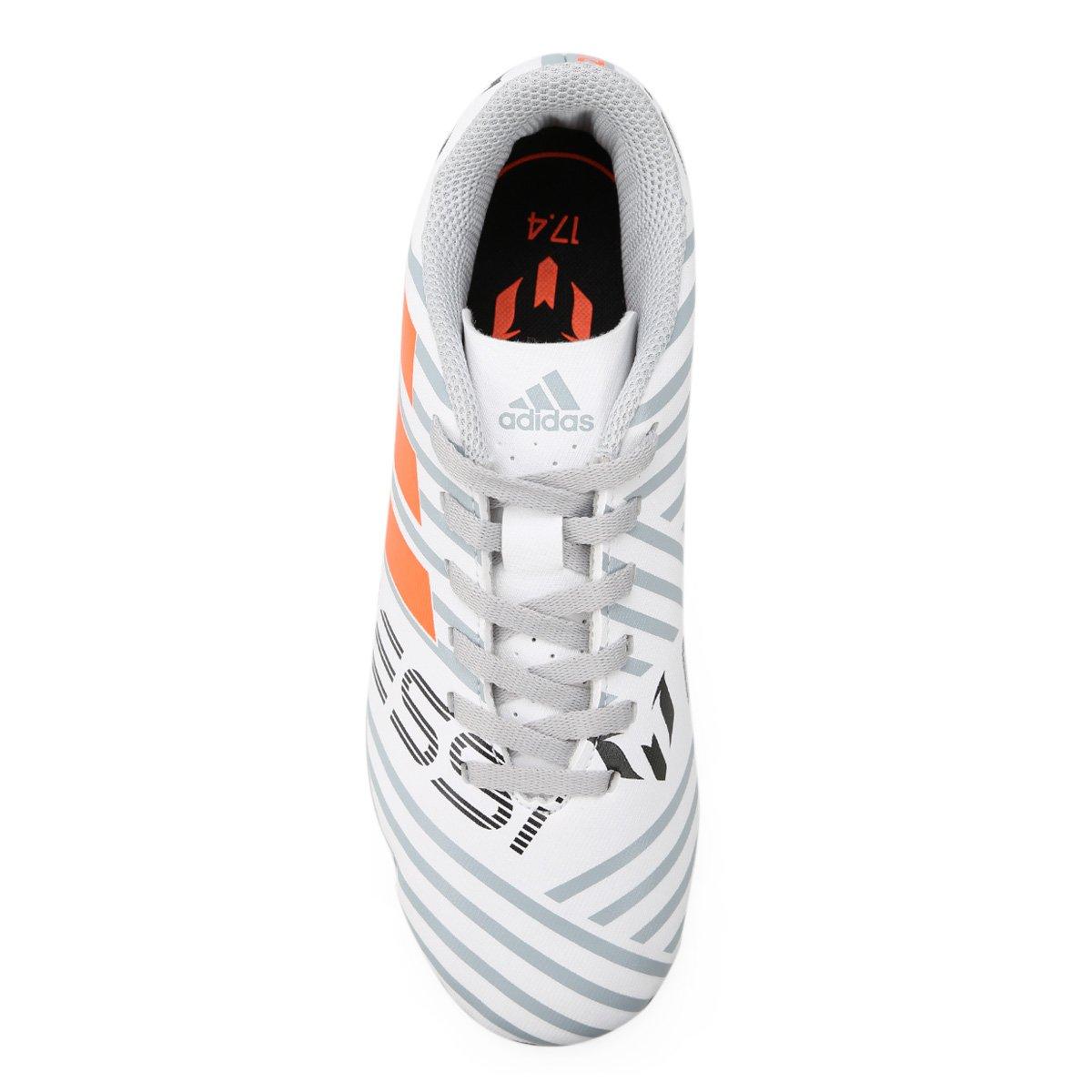 dd8a0ddb36 Chuteira Campo Infantil Adidas Nemeziz Messi 17.4 FXG - Compre Agora ...
