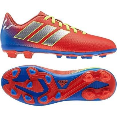 f570d5521f68b Chuteira Campo Infantil Adidas Nemeziz Messi 18 4 FG