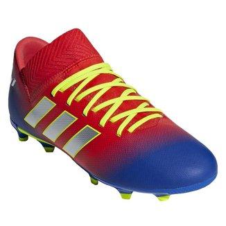 Chuteira Campo Infantil Adidas Nemeziz Messi 18.3