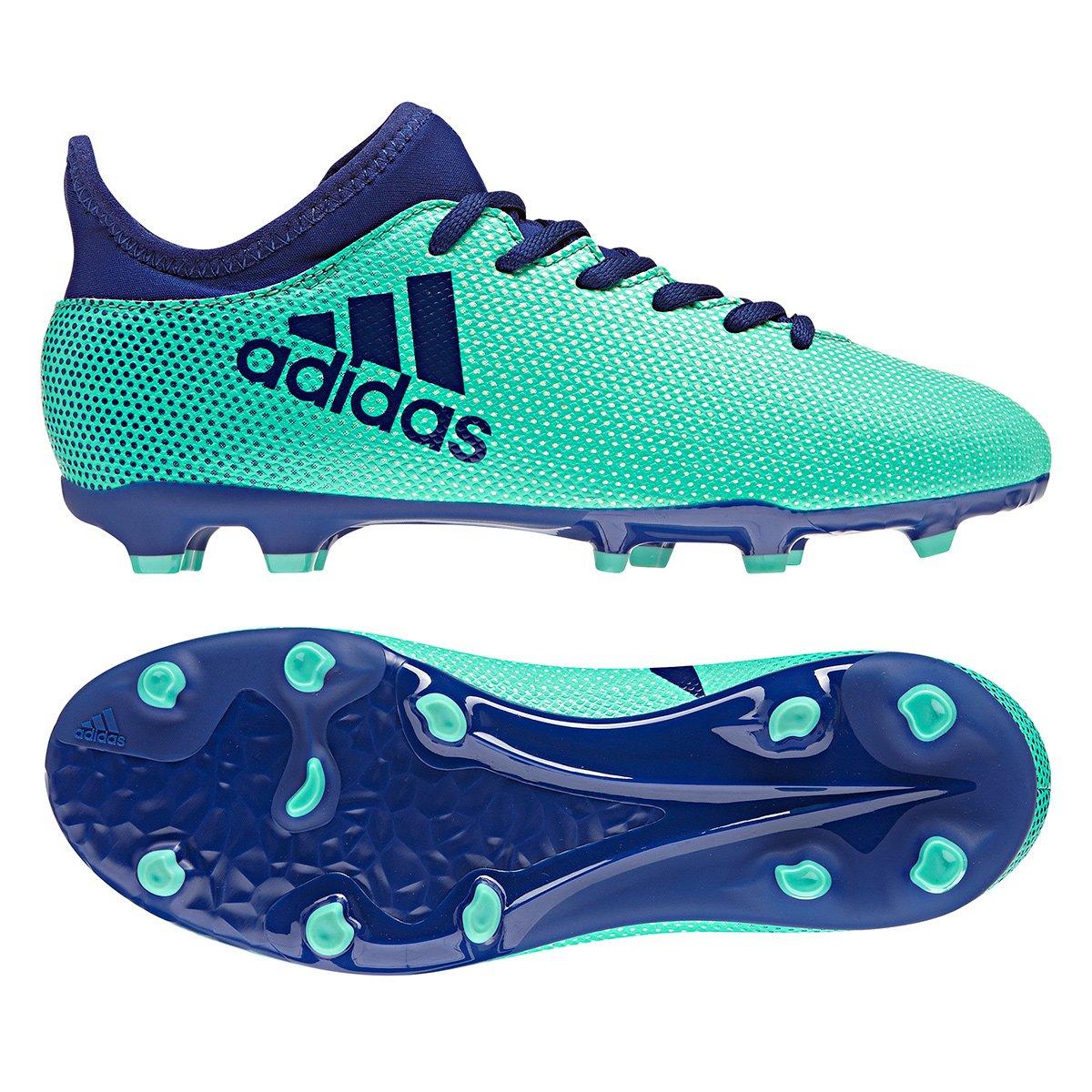 Chuteira Campo Infantil Adidas X 17.3 FXG - Compre Agora  0e5c11503a02c