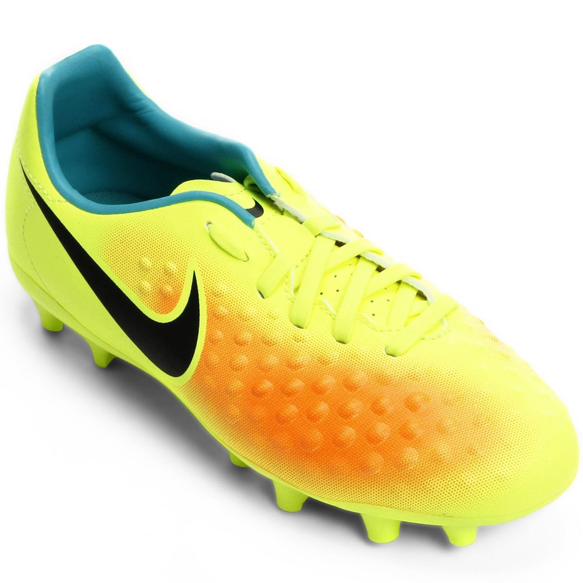 Chuteira Campo Infantil Nike Magista Opus II FG - Compre Agora ... 7e0a0b835e45d
