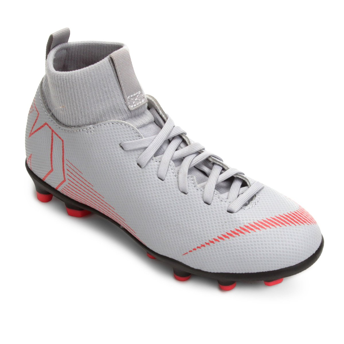 93a338641a real chuteira campo infantil nike mercurial superfly 6 club compre agora  netshoes 9bae2 34244