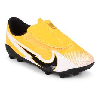 Chuteira Campo Infantil Nike Mercurial Vapor 13 Club MG