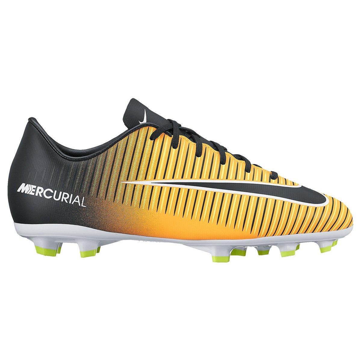 8d9da77e10 Chuteira Campo Infantil Nike Mercurial Vapor XI FG - Compre Agora ...
