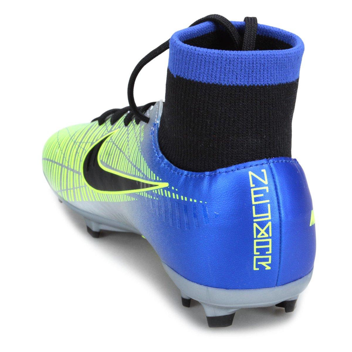... Chuteira Campo Infantil Nike Mercurial Victory 6 DF Neymar Jr FG ... 7734cad354e79