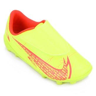 Chuteira Campo Infantil Nike Vapor 14 Club