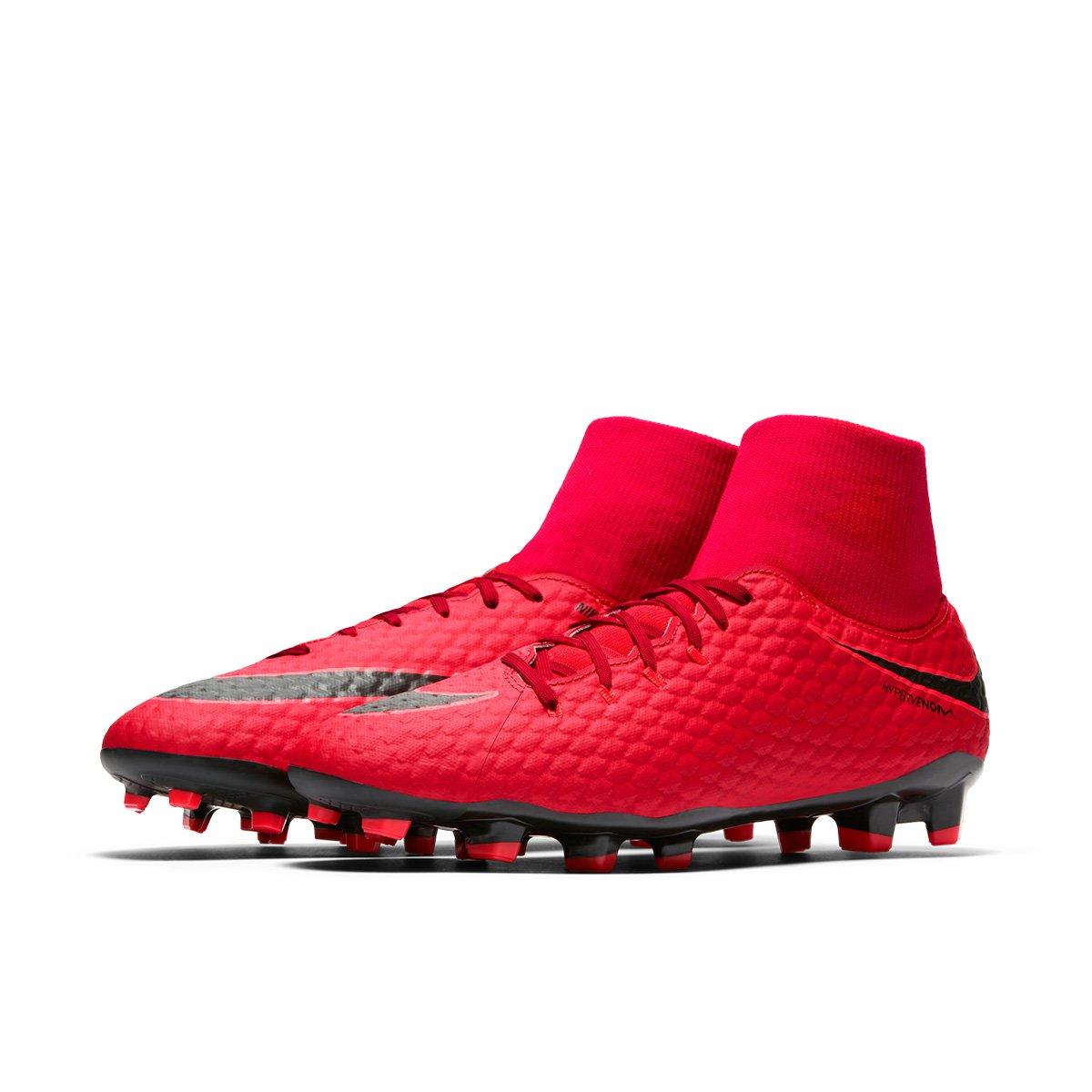37ad80cf53 Chuteira Campo Nike Hypervenom Phelon 3 DF FG - Compre Agora