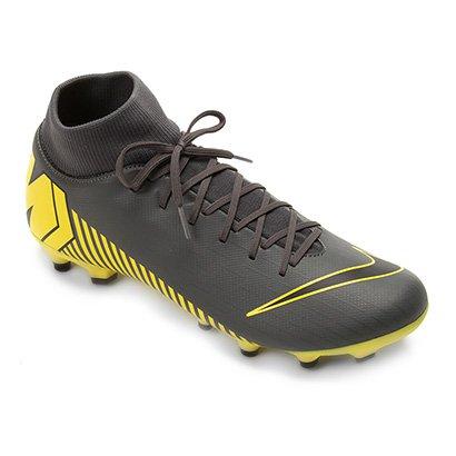 Chuteira Campo Nike Mercurial Superfly 6 Academy FG