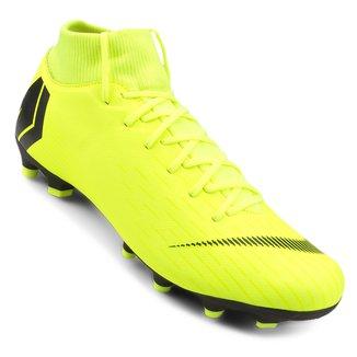 Chuteira Campo Nike Mercurial Superfly 6 Academy