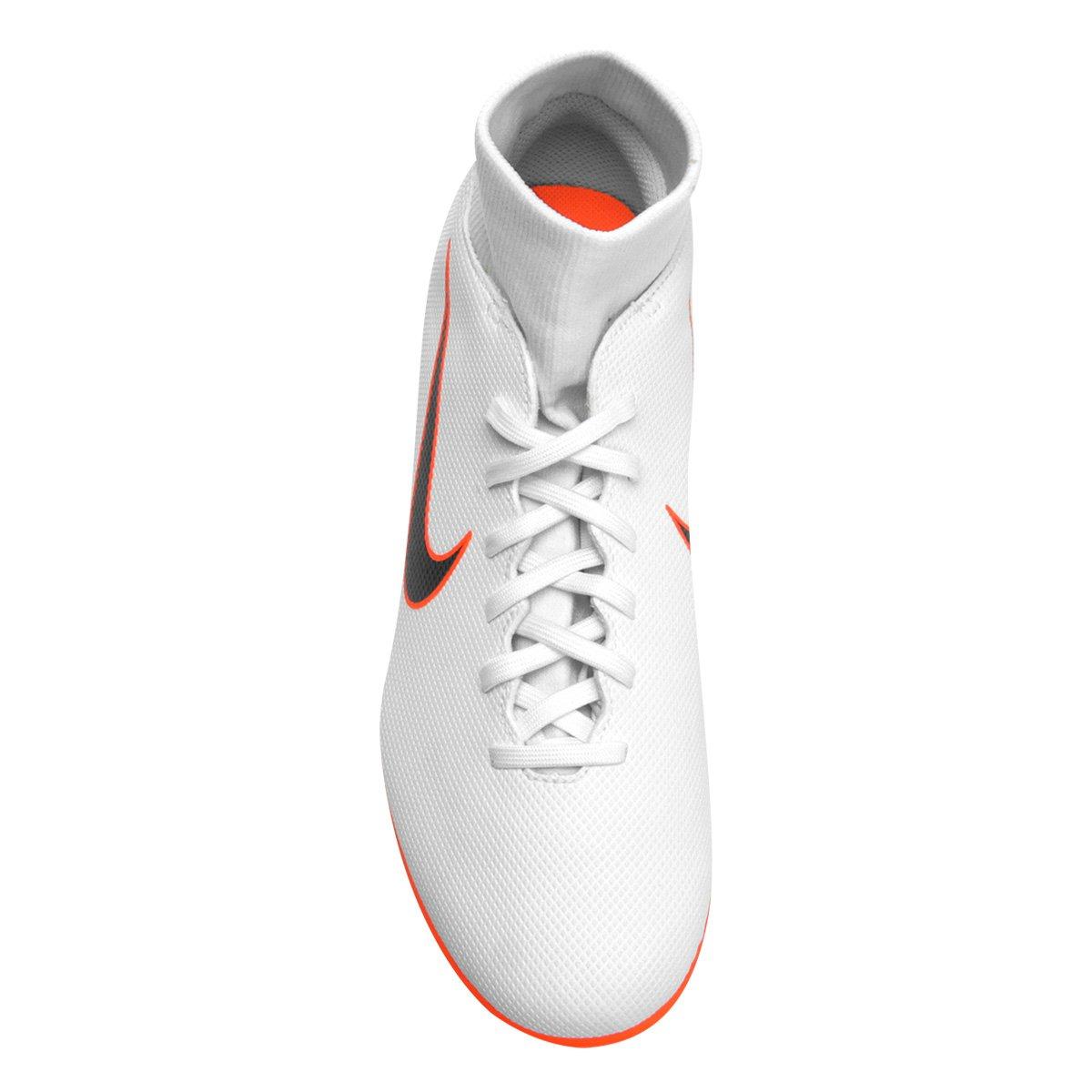 Masculina Branco Nike Chuteira 6 Campo Club Mercurial e Cinza Superfly xTO6vYwqv