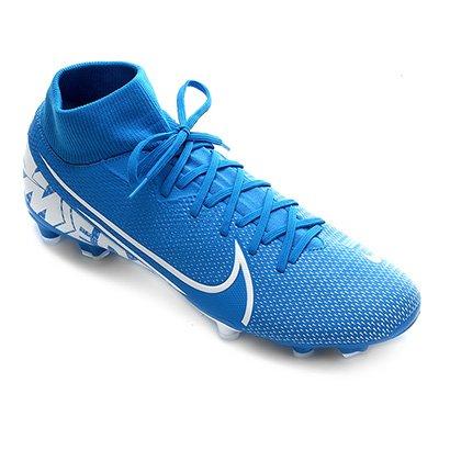 Chuteira Campo Nike Mercurial Superfly 7 Academy FG