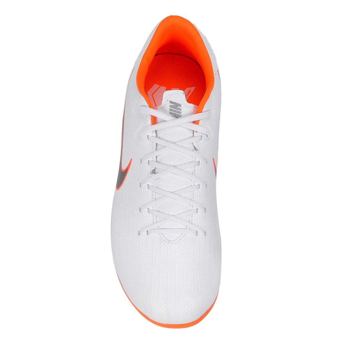 Campo 12 Academy Cinza Vapor Masculina Branco Nike Mercurial e Chuteira fqCwHU11