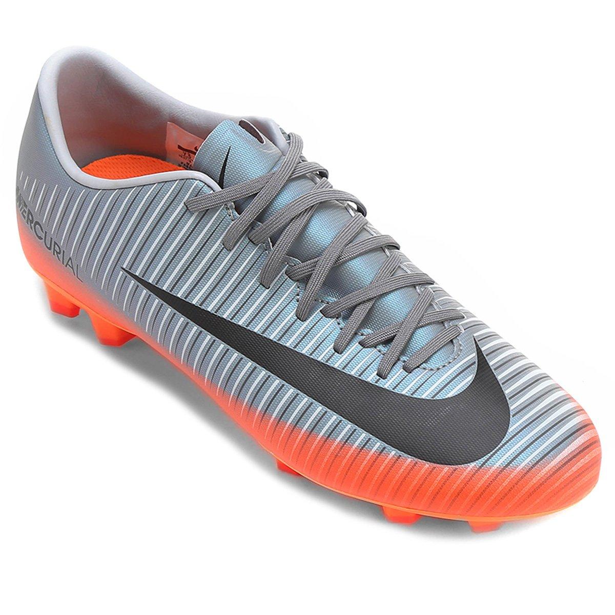 4427a318f9 Chuteira Campo Nike Mercurial Victory 6 CR7 - Compre Agora